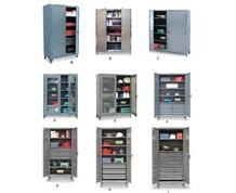 12 GAUGE HEAVY DUTY INDUSTRIAL STORAGE CABINETS